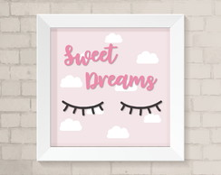 Quadro Infantil - Sweet Dreams