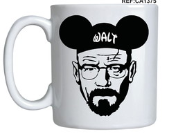 Caneca Walt Breaking Bad Porcelana 02