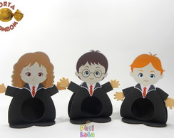 Porta bombons luxo Harry Potter