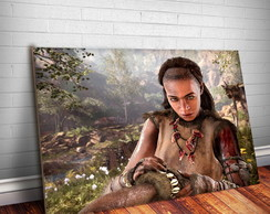 Placa Decorativa Far Cry 10-30x20cm