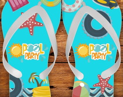 CHINELO PERSONALIZADOS- POOL PARTY