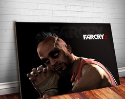 Placa Decorativa Far Cry 4-30x20cm