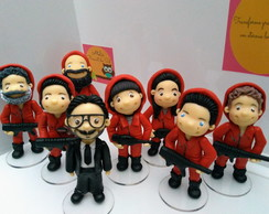 La Casa de Papel 8 Personagens