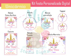 Kit digital Festa Modelo