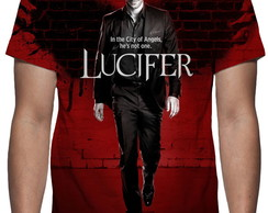 Camiseta Série Lucifer - Estampa Total