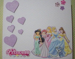 Álbum Princesas Disney