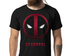 Camiseta Deadpool Face cod9026