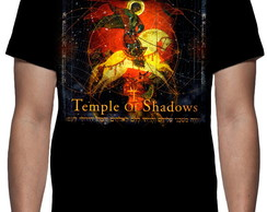 Camiseta Angra - Temple of Shadows - Estampa Total