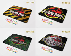 Mouse Pad Jurassic Park Jurassic World Dinossauro Mousepad