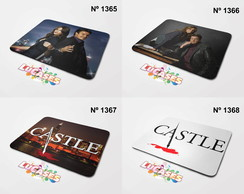 Mouse Pad Castle Serie Series TV Mousepad