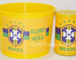 Kit Copa do Mundo Brasil