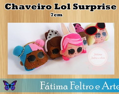 Chaveiro Lol Surprise