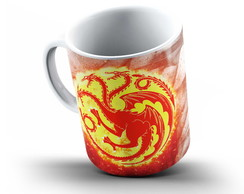 Caneca Game Of Thrones New Stark-Tarja