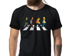 Camiseta The Simpsons Serie cod0959