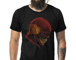 Camiseta Skull Flash cod15406
