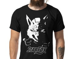 Camiseta Camiseta Star Fox cod9000