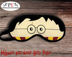 Máscara Para Dormir Harry Potter