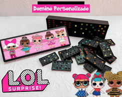 Dominó Personalizado - LOL Surprise