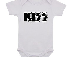 Body Infantil Kiss Banda de Rock