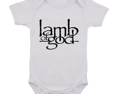 Body Infantil Lamb of God Banda de Rock