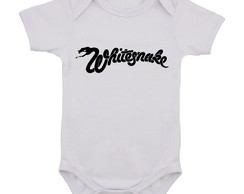 Body Infantil Whitesnake Banda de Rock