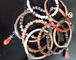 Pulseira Orange Crush