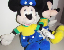 Mickey e Minnie Copa do Mundo