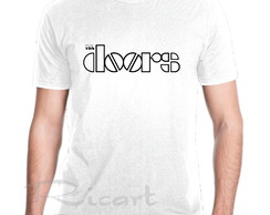 Camiseta The Doors Banda De Rock