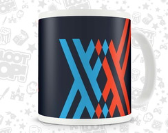 Caneca Darling in the Franxx - Loot OP 001