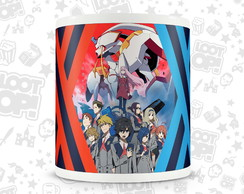 Caneca Darling in the Franxx - Loot OP 003