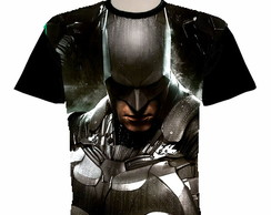 camiseta batman estampa total