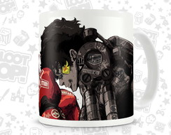 Caneca Anime Megalo Box - Loot Op 001
