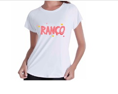CAMISA BABY LOOK RANÇO EXCLUSIVA