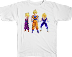 Camisa Camiseta Blusa Anime Dragon Ball Goku 7