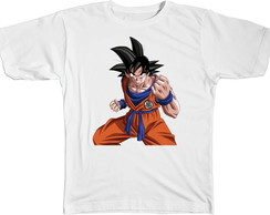 Camisa Camiseta Blusa Anime Dragon Ball Goku 10