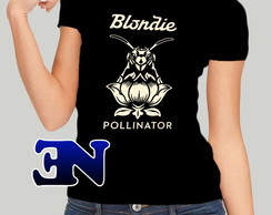 Camiseta Blondie Pollinator Deborah Harry Call Me Rock Fun