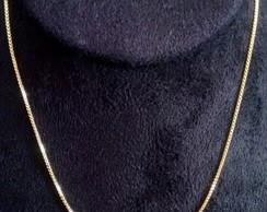59d5bfbc7b998 ... Corrente Veneziana - Super Oferta - Folheada a Ouro 18k -