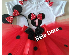 Fantasia infantil Minnie