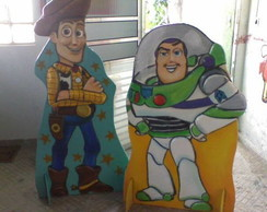 Displays Toy Story
