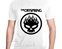 Camiseta The Offspring Banda De Rock