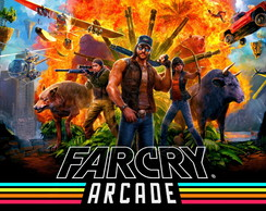 Poster Cartaz Far Cry Arcade