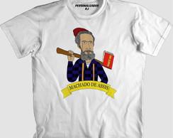 ... Camisa MACHADO DE ASSIS 3a3be55e934