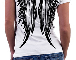 Baby Look Angel Wings Tattoo