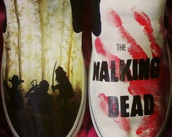 Tênis Slip The Walking Dead