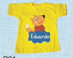 Camiseta divertida freddy raposo