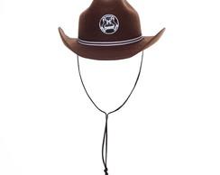 Chapeu cowboy infantil unissex d121bfa075e