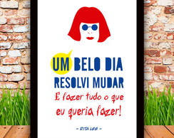 Poster Rita Lee Rainha do Rock