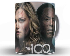 Caneca de Porcelana The 100