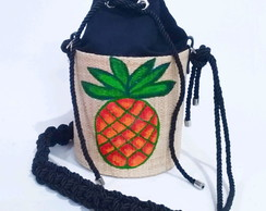 Bucket Bag Abacaxi