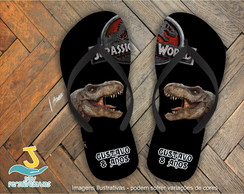 Chinelo Jurassic World